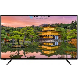 "TV HITACHI 55HK5600 55\"" UHD 4K SMART WIFI NEGRO MODO HOTEL NETFLIX YOUTUBE Hitachi 55HK5600"