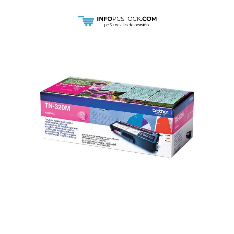 TONER BROTHER TN320M MAGENTA Brother TN320M