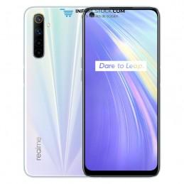SMARTPHONE REALME 6 4GB 64GB DS COMET WHITE realme RMX2001WHITE64GB