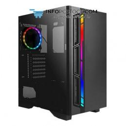 CAJA GAMING ANTEC NX400 ATX 2XUSB2.0 1XUSB3.0 SIN FUENTE NEG RGB Antec 0-761345-81040-1