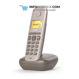 TELEFONO FIJO GIGASET A170 INALAMBRICO CHOCOLATE Gigaset S30852-H2802-D204