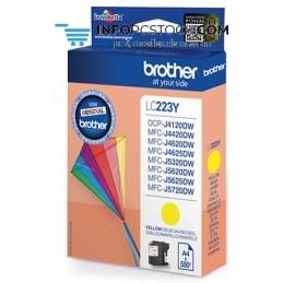 TINTA BROTHER LC223YBP AMARILLO Brother LC223YBP