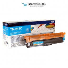 TINTA BROTHER TN241C CIAN Brother TN241C
