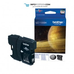 TINTA BROTHER LC1100N NEGRO Brother LC1100BK