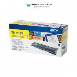 TONER BROTHER TN230Y AMARILLO HL3040CN 3070CW MFC9120CN MFC9320CN 1400PAG Brother TN230Y