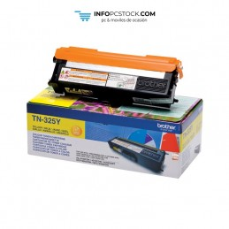 TONER BROTHER TN325Y AMARILLO Brother TN325Y