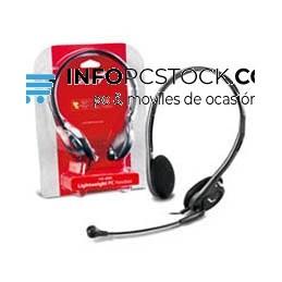 AURICULARES GENIUS PC HS-M200C MICRO CABLE NEGRO Genius 31710151103