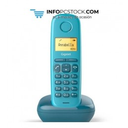 TELEFONO FIJO GIGASET A170 INALAMBRICO AZUL Gigaset S30852-H2802-D205