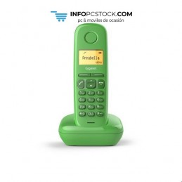 TELEFONO FIJO GIGASET A170 INALAMBRICO VERDE Gigaset S30852-H2802-D208