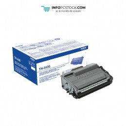 TONER BROTHER TN3430 NEGRO