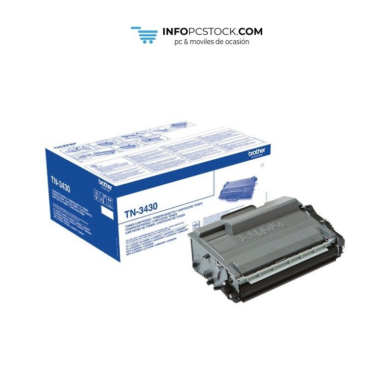 TONER BROTHER TN3430 NEGRO Brother TN3430