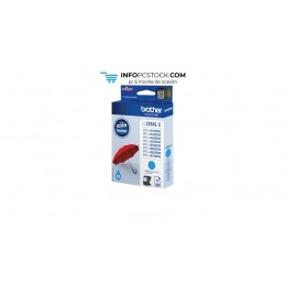 TINTA BROTHER LC225XLCBP CIAN Brother LC225XLCBP