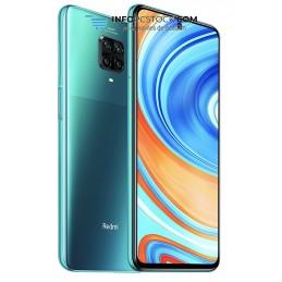 SMARTPHONE XIAOMI REDMI NOTE 9 PRO 6,67 6GB/64GB 4G-LTE NFC DUALSIM A10.0 GREEN Xiaomi MZB9443EU