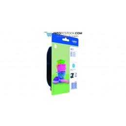 TINTA BROTHER LC221CBP CIAN Brother LC221CBP