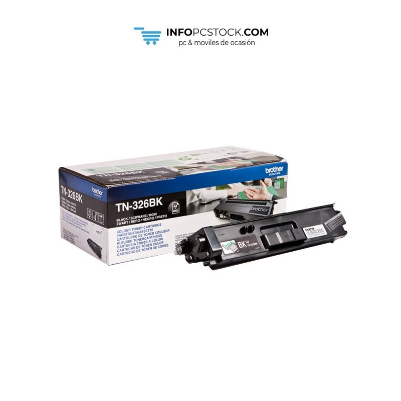 TONER BROTHER TN326BK NEGRO Brother TN326BK