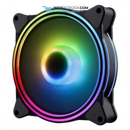 VENTILADOR GAMING HIDITEC ARGB N8-ARGB 120MM Hiditec VGCH10003