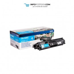 TONER BROTHER TN326C CIAN Brother TN326C