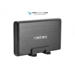 "CAJA EXTERNA NATEC RHINO DISCO DURO 3,5\\"" USB 3.0 SATA NEGRA Natec Genesis NKZ-0448"