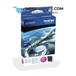TINTA BROTHER LC985MBP MAGENTA Brother LC985MBP