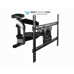 "SOPORTE PANTALLA GEMBIRD 32-70\"" HASTA 40 KG SIMPLE CON ROTA/INCLI Gembird WM-70RT-01"