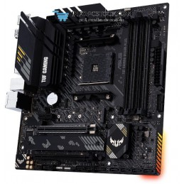 PLACA BASE ASUS TUF GAMING B550M-PLUS AM4 MATX 4XDDR4 ASUS 90MB14A0-M0EAY0