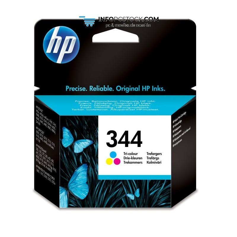 TINTAHP344TRICOLOR HP C9363EE