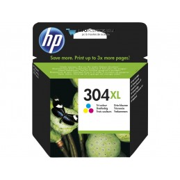 TINTA HP 304XL TRI-COLOR HP N9K07AE
