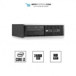 Compaq 6200 Pro / i3 2100 3,10 GHz / SSD 240GB / RAM 8GB HP XL506AV