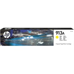 TINTA HP 913A AMARILLO PAGEWIDE HP F6T79AE