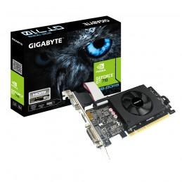 TARJETA GRAFICA GIGABYTE GT 710 2GB DDR5 LP