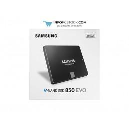 SSD SAMSUNG 850 EVO STARTER KIT 250GB SATA3 Samsung MZ-75E250RW