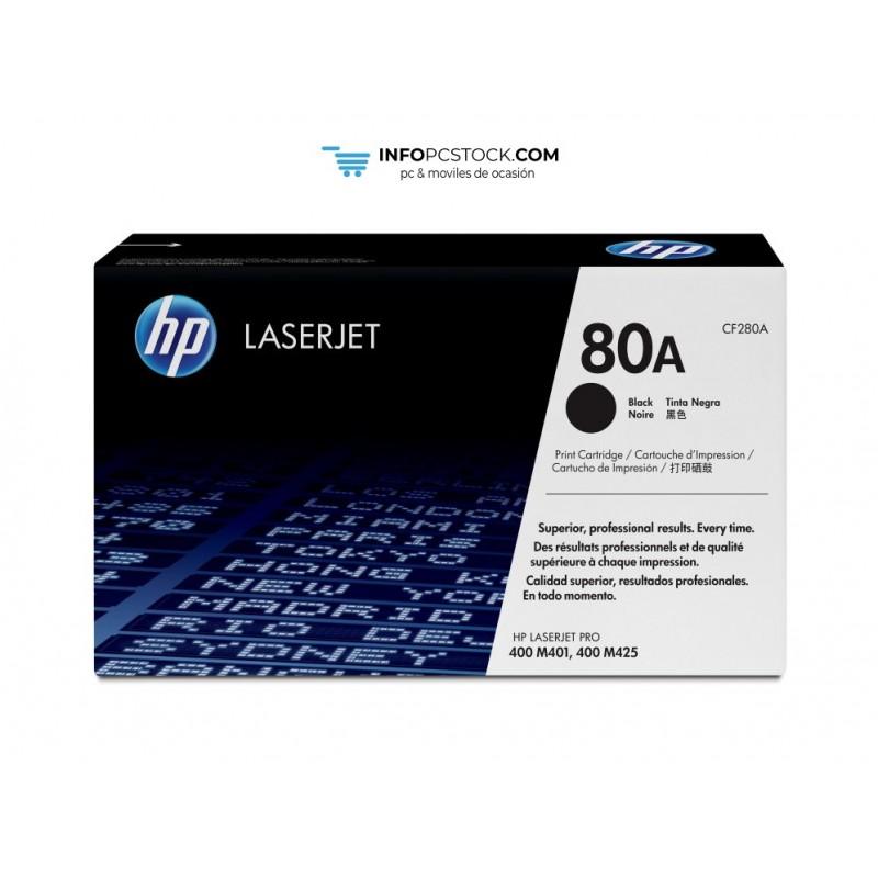 TONERHP80ANEGRO2700PAG HP CF280A