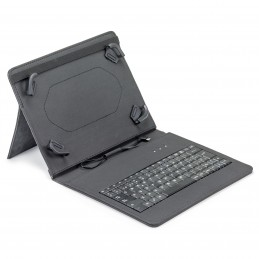 "FUNDA TABLET MAILLON URBAN LOVE KEYBOARD USB 9.7""-10.2"""