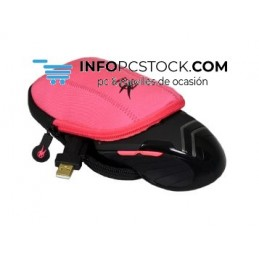 FUNDA RATON GAMING PORT AROKH NEGRO/ROSA Port Designs 901705