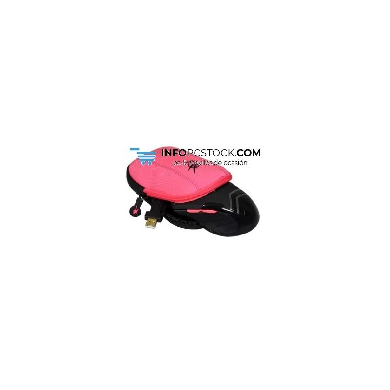 FUNDA RATON GAMING PORT AROKH NEGRO/ROSA Port Designs 901705