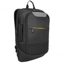 "MOCHILA PORTATIL TARGUS CITY GEAR 14""-15,6"" CONVERTIBLE NEGRO"