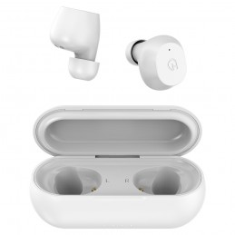 INTRAURICULAR HIDITEC TRUE WIRELESS STEREO EARBUDS KONDOR WHITE