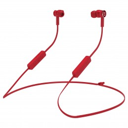 INTRAURICULAR HIDITEC BLUETOOTH AKEN RED