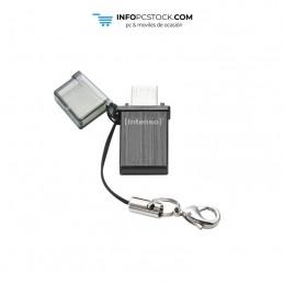 USB 2.0 INTENSO 16GB MINI LINE NEGRO Intenso 3524470