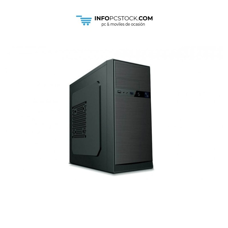 CAJA COOLBOX M500 MICRO ATX 2XUSB 3.0 500W NEGRO CoolBox COO-PCM500-1