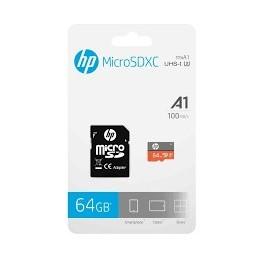 MICRO SD HP 64GB UHS-I U3