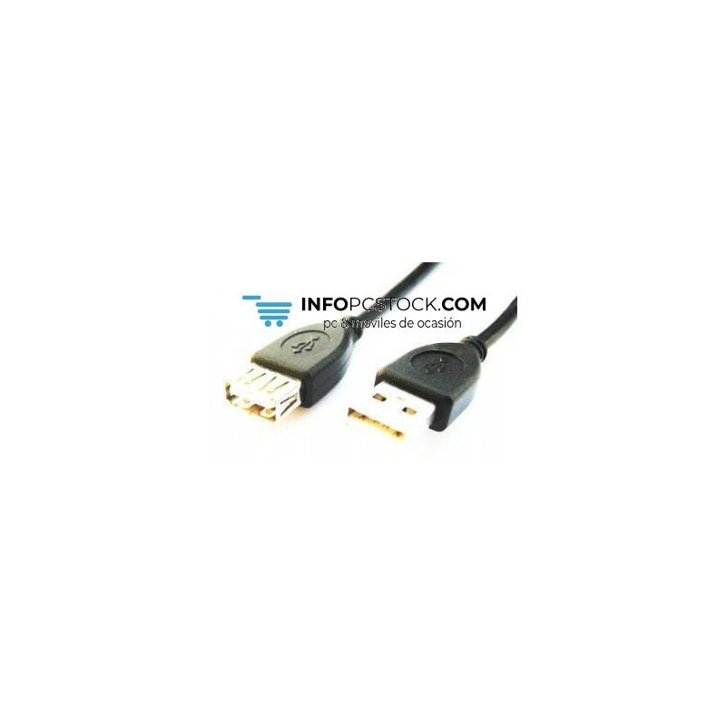 CABLE USB GEMBIRD EXTENSION USB 2.0 MACHO HEMBRA 1,8M Gembird CCP-USB2-AMAF-6