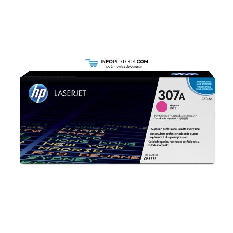 TONERHP307AMAGENTA HP CE743A